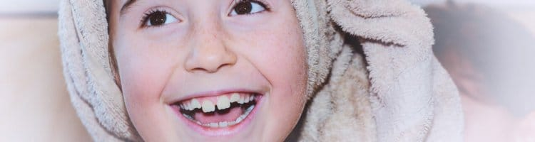 Invisible Braces for children